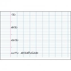 Modèle de page d'écriture