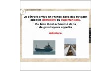 LES LEÇONS NUMÉRIQUES DE SCIENCES 1 - L'ÉNERGIE
