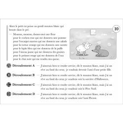 Tableaux - Verso