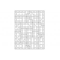 Planche de travail 32x45 cm