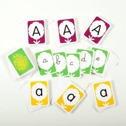 """Cartes """"Alphabet"""""""