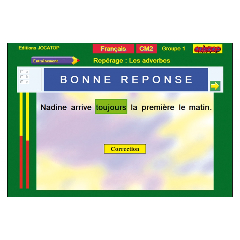 Exercices Repérage-Les adverbes