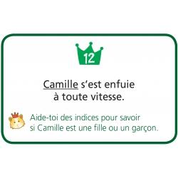 """Carte """" Garçon ou fille ?  """""""