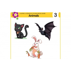"Poster ""animals"""