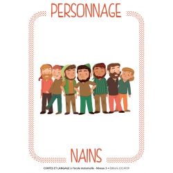 Carte personnage