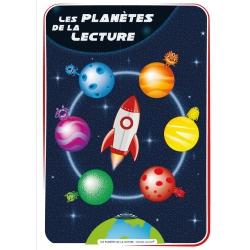 Carton planète à remplir