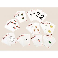 """Cartes """"Représentation du nombre"""" (5,5 x 8,5 cm)"""