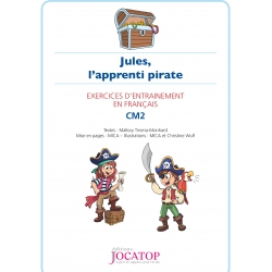 Jules, l'apprenti pirate