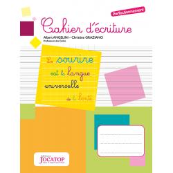 Cahier d'écriture •...