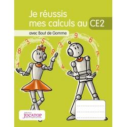 Je réussis mes calculs au CE2