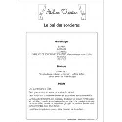 """Exemple de fiche """"Atelier théâtre"""""""