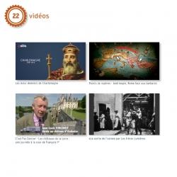 22 vidéos variées (du reportage aux émissions culturelles)