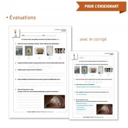 Des évaluations et leur corrigé, à projeter ou imprimer
