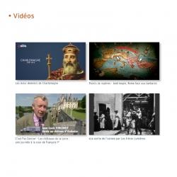 Des vidéos variées (du reportage aux émissions culturelles)