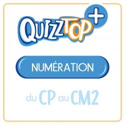 Quizztop+ • Numération
