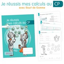 Je réussis mes calculs au CP
