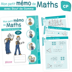 Mon petit mémo de Maths CP...