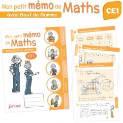 Mon petit mémo de Maths CE1...