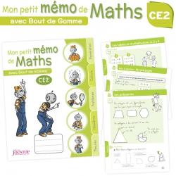 Mon petit mémo de Maths CE2...
