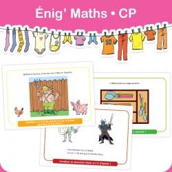 Énig'maths • CP