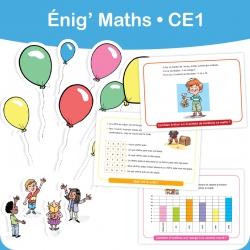 Énig' Maths • CE1