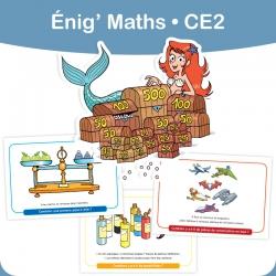 Énig' Maths • CE2