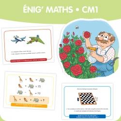 Énig' Maths • CM1