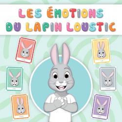 Les Émotions du lapin Loustic