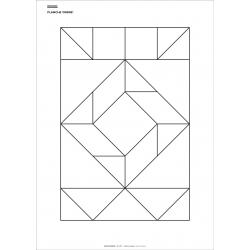 Planche de travail (32 x 45 cm)