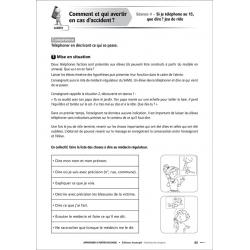 Exemple de fiche Enseignant