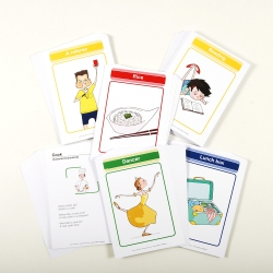"Flashcards ""Vocabulaire"" (A5)"